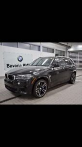 Black on Black BMW X5M in Mint Condition