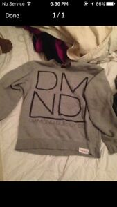 Diamond sweater