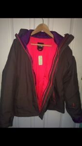 BRAND NEW NORTH FACE WINTER JACKET 2 in 1