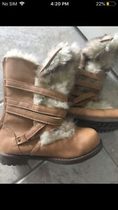Girls mexx boots size 11 brand new