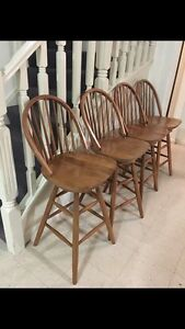 4 moving stools Green Valley Liverpool Area Preview