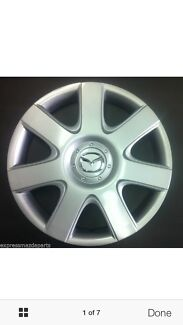 "Mazda 15"" genuine hub cap Jewells Lake Macquarie Area Preview"