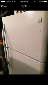 Kenmore fridge and Danby Air Conditioner