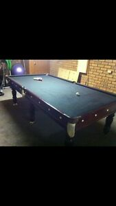 8.5x4.25ft Astra billiards slate pool table Drouin Baw Baw Area Preview