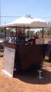 Mobile coffee trailer Kununurra East Kimberley Area Preview