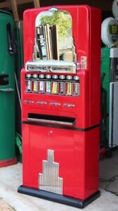 RESTORED original 1950's Stoner Candy Machine