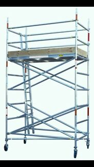 Aluminium scaffold for sale Diggers Rest Melton Area Preview