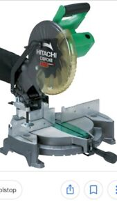 Hitachi c10fch2 laser saw mill