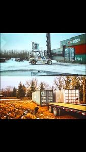 SeaCans / Shipping Container Sales, Delivery & Relocations!