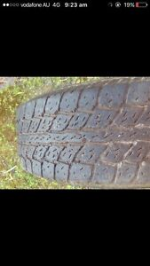 Free Gu Patrol rim and tyre Albany Albany Area Preview