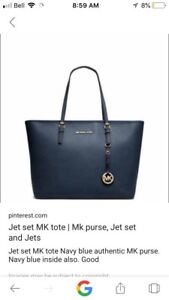 Authentic Michael kors jetset bag