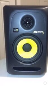 KRK  Rockit 5 studio monitors (pair)