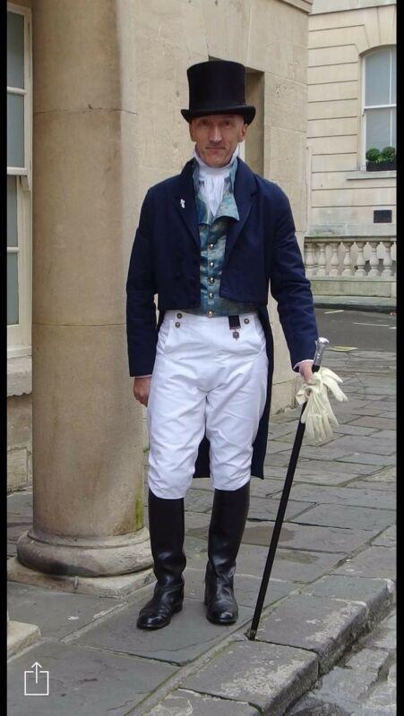Regency Style Gentleman