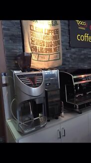 Cheap Second Hand Fully Automatic Commercial Coffee Machine  Marrickville Marrickville Area Preview