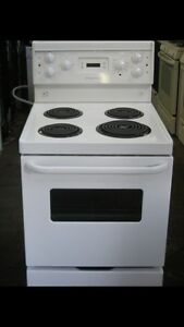 """Wanted: 24"""" Electric Range Stove/Oven"""