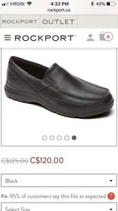 Brand New Rockport Shoes Size 8. Never