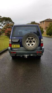 1998 Toyota LandCruiser Wagon Thirroul Wollongong Area Preview