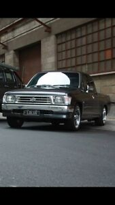 Toyota Hilux 2001 (lolux) Tanunda Barossa Area Preview