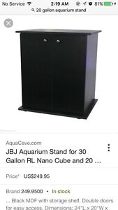 20 gal fish aquarium stand