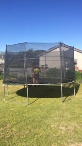 12 foot springless trampoline Stanthorpe Southern Downs Preview
