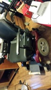 Pronto electric wheelchair, working perfect.