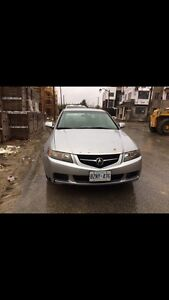 04 Acura TSX - quick sell $3300