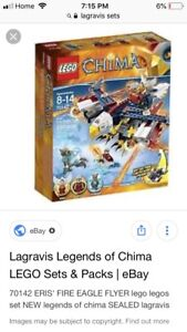I am looking for this LEGO of chima sets