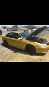 2001 holden commodore s pac 5 speed manual East Branxton Cessnock Area Preview