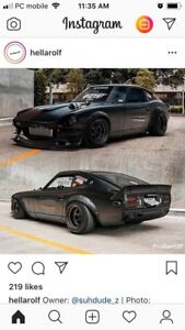 Looking for 1979 2+2 280zx datsun parts