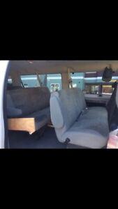 Interior Ford E350
