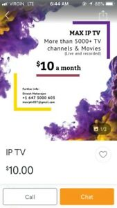 IP TV- Don't ever approach this person for IP Tv services.