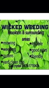 WICKED WEEDING Brookton Brookton Area Preview