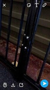 Single Metal Bed Frame London Ontario image 2