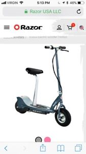 WANTED E300s electric scooter