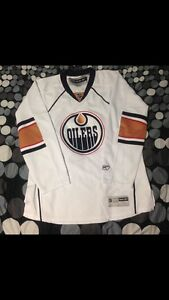 Gently used Oiler jeresey