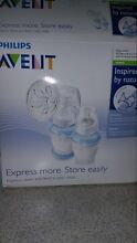 Phillips avent manual breast pump Roxburgh Park Hume Area Preview