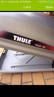 Thule Polar 100 Cargo box North Parramatta Parramatta Area Preview