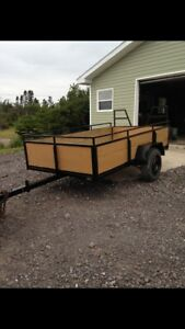 Utility trailer ((((( Sold))))))