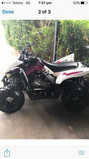 Yamaha raptor 90 cc Birkdale Redland Area Preview