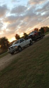 Towing services!