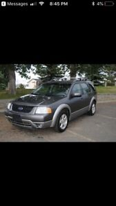 2006 Ford Freestyle.