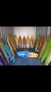 Surfboards vintage