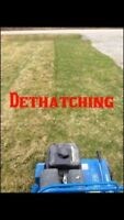 Spring Lawn Dethatching & Aerating (FREE QUOTES)