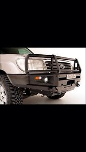 PREMIUM 4x4 WINCH BULL BAR $999 was $1500 SALE NOW ON Coopers Plains Brisbane South West Preview