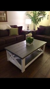 Coffee tables/End tables