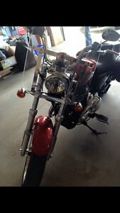 2014 Harley Low Ride 1200LT for sale