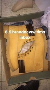 NewTimberland size 8,5 fille
