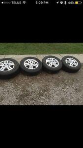 Honda CRV Rims & Tires