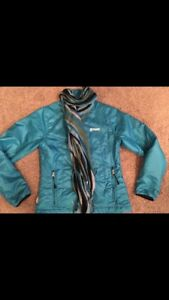 Mint condition... coat & scarf size small