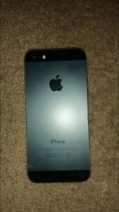Space black iPhone 5 for sale